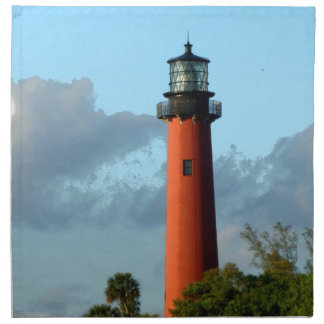 Jupiter Inlet Lighthouse Napkin
