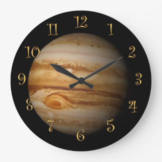Jupiter Large Clock