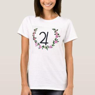 Jupiter Laurels t-shirt