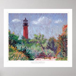 Jupiter Lighthouse print