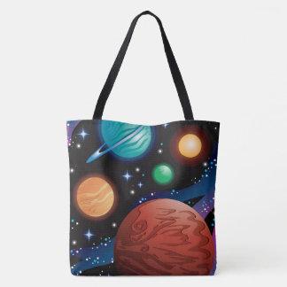 Jupiter & Mars Tote Bag