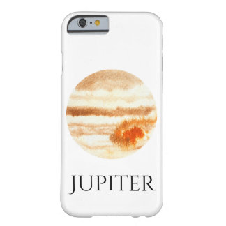 Jupiter Planet Watercolor Case