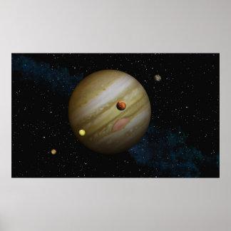 Jupiter Poster