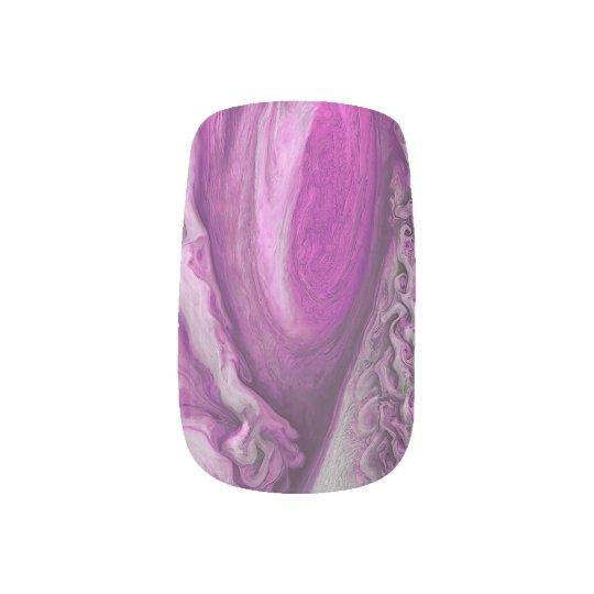 Jupiter Storm Fingernail Decal