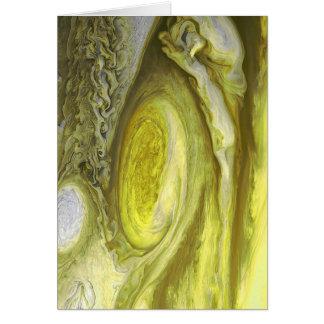 Jupiter Storm Yellow Card