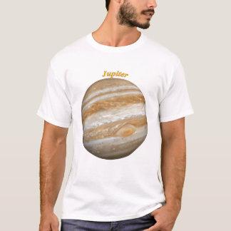 Jupiter Surface Map T-Shirt