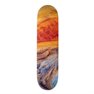 Jupiter's Great Red Spot - NASA Voyager Photo Skate Decks