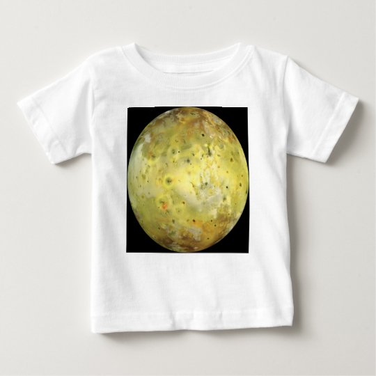 Jupiter's Moon Io Baby T-Shirt