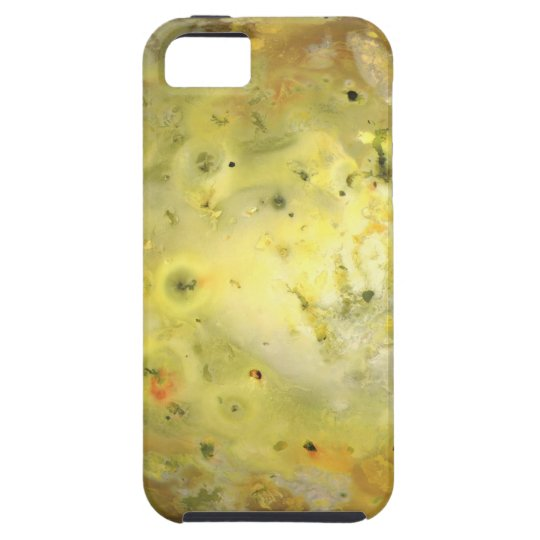Jupiter's Moon Io Case For The iPhone 5