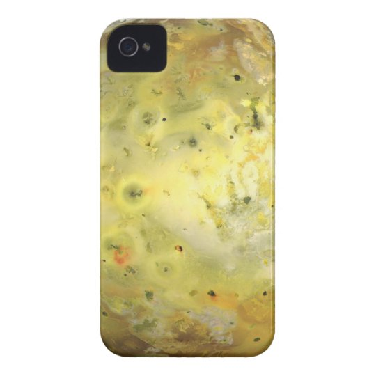 Jupiter's Moon Io iPhone 4 Case-Mate Cases