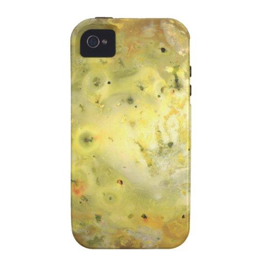 Jupiter's Moon Io iPhone 4 Cases