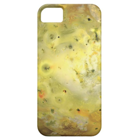 Jupiter's Moon Io iPhone 5 Case