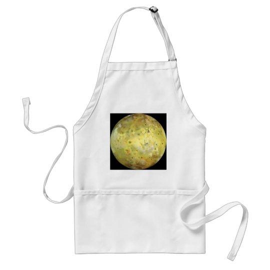 Jupiter's Moon Io Standard Apron