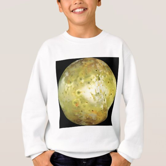 Jupiter's Moon Io Sweatshirt