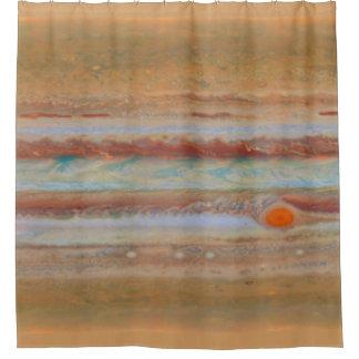 Jupiter's Surface   Shower Curtain