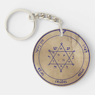 Jupiter's Wealth Keychain