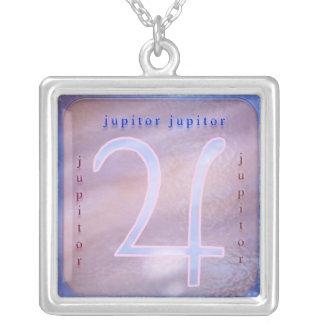 Jupitor Zodiac Symbol Jewelry