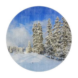 Jura mountain in winter, Switzerland Boards
