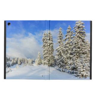 Jura mountain in winter, Switzerland iPad Air Case