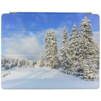 Jura mountain in winter, Switzerland iPad Cover