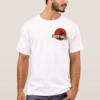 jurassic parkour shirt