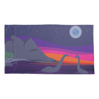 Jurassic Sunset Pillowcase