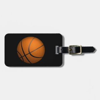 Just a Ball Basketball Sport Luggage Tag