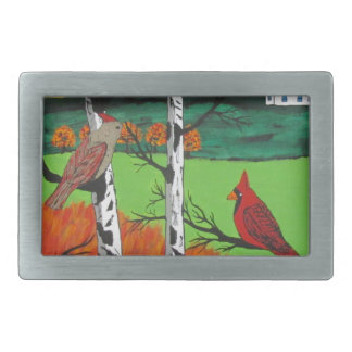 Just A Beautiful Day Belt Buckle