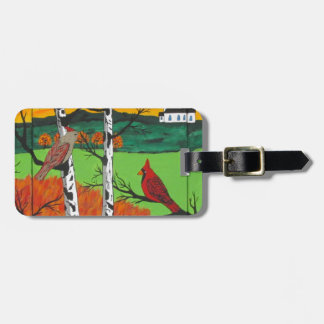 Just A Beautiful Day Luggage Tag