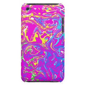 Just a Crazy Fun Design iPod 4th Gen Case