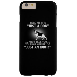 Just A German Shepherd Barely There iPhone 6 Plus Case