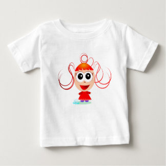 Just A Happy Girl - Baby t-shirt