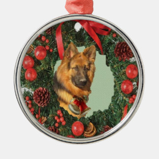 Just a Jewel of a Dog Christmas Ornament