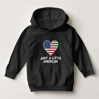 Just A Little American Hoodie