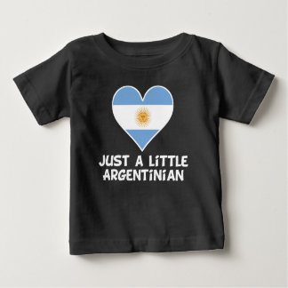 Just A Little Argentinian Baby T-Shirt