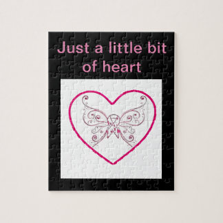 Just a little bit of heart jigsaw puzzle