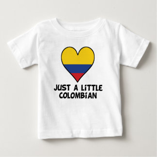 Just A Little Colombian Baby T-Shirt