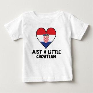 Just A Little Croatian Baby T-Shirt