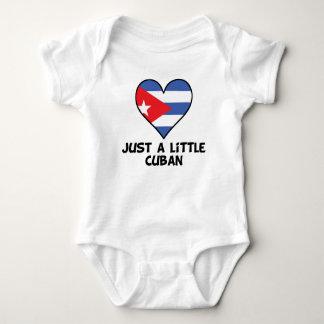 Just A Little Cuban Baby Bodysuit