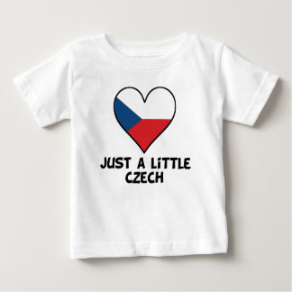 Just A Little Czech Baby T-Shirt