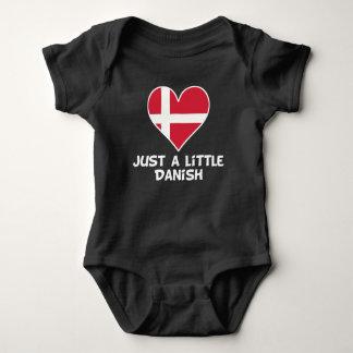 Just A Little Danish Baby Bodysuit