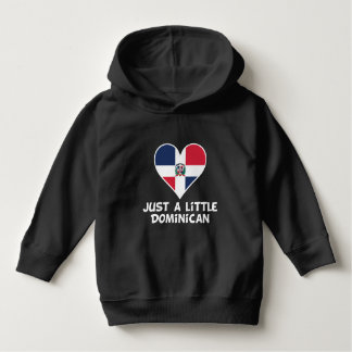 Just A Little Dominican Hoodie