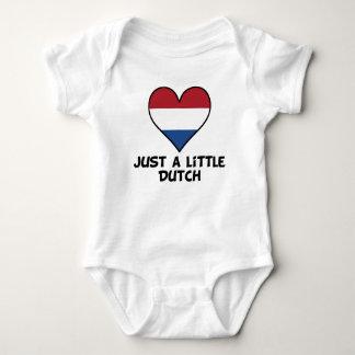 Just A Little Dutch Baby Bodysuit