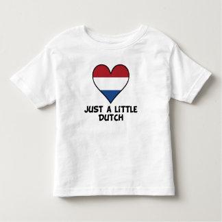 Just A Little Dutch Toddler T-shirt