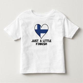 Just A Little Finnish Toddler T-shirt