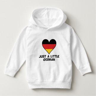 Just A Little German Hoodie
