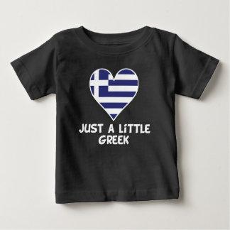 Just A Little Greek Baby T-Shirt