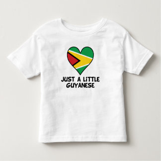 Just A Little Guyanese Toddler T-shirt