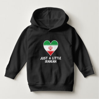 Just A Little Iranian Hoodie