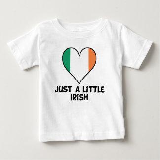 Just A Little Irish Baby T-Shirt